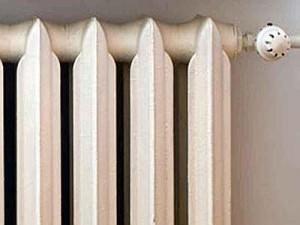 manutenzione calorifero
