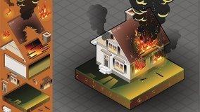 Incendi, difese fai da te
