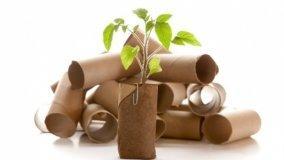Materiali riciclabili per l'edilizia