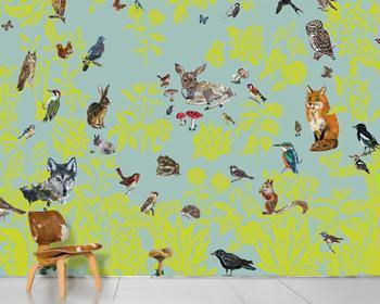 increation, landscape wallpaper