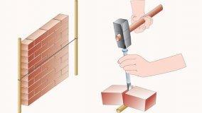 Costruire un muretto col fai da te