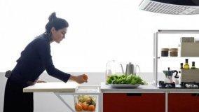 Voglia di cucine  di design dall'anima tecnologica