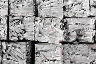 riciclabilità dell'alluminio