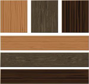 legno multistrato, finiture