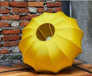 lampada ispirata alla natura di bubble design