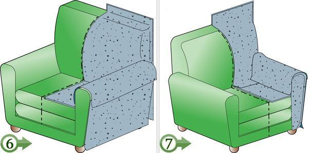 Rifoderare poltrone e divani for Rivestire divano