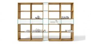 arredi moderni in legno naturale. Black Bedroom Furniture Sets. Home Design Ideas