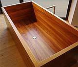 Vasca in legno Boxart