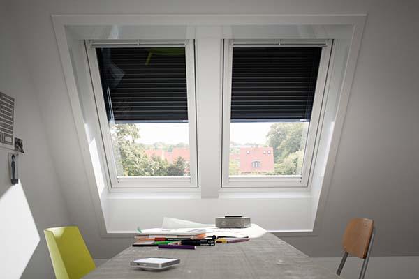 Tapparelle per mansarda - Serrande avvolgibili per finestre ...