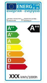 nuova etichetta energetica lampade
