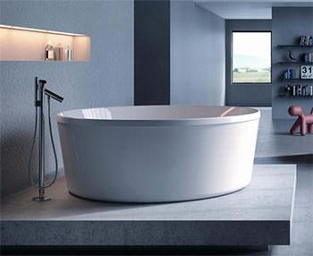 la vasca idromassaggio. Black Bedroom Furniture Sets. Home Design Ideas