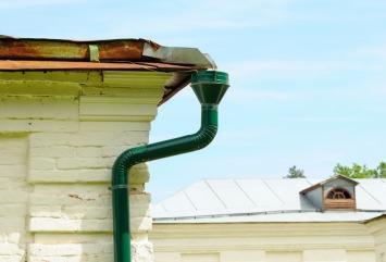 sistema di raccolta acque meteoriche