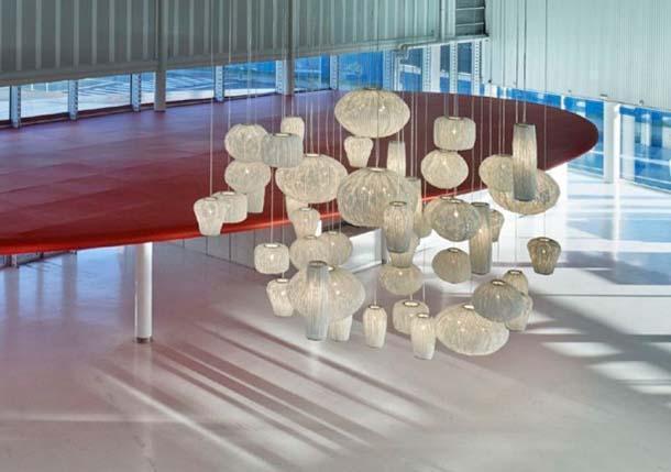 Lampade Coral di Arturo Alvarez