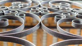 Ferro battuto: pezzi d'arte
