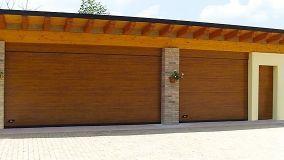 Chiusure sezionali per garage