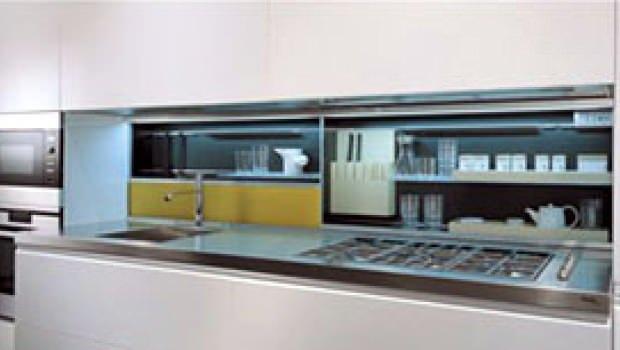 Componenti modulari per la cucina for Componenti per mobili