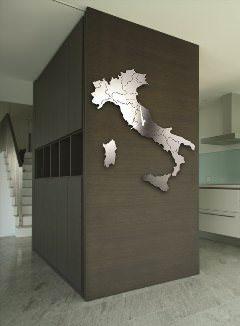 orologio Italia di Carluccio Design