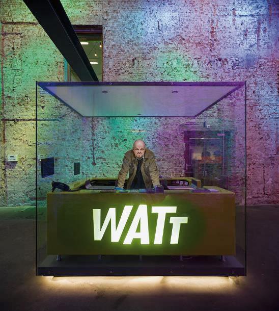 Club WATT in Rotterdam