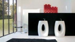 Lavabi come sculture