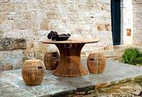 set outdoor Antares di Unopiù