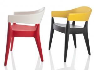 sedie outdoor Jo, Alma Design