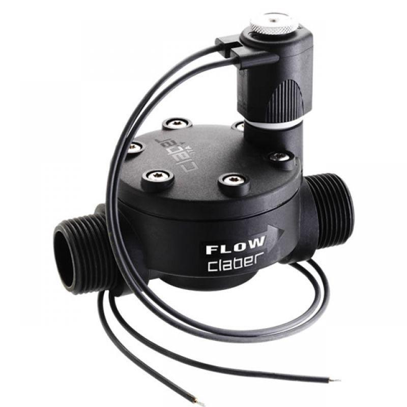 Prezzo elettrovalvola irrigazione per giardino claber for Claber irrigazione interrata