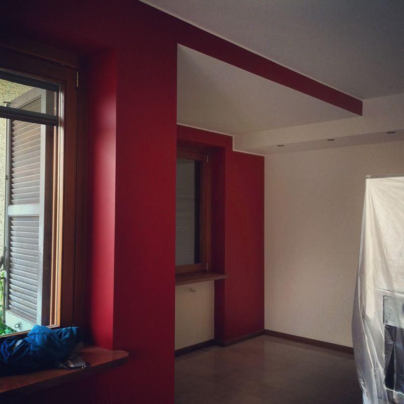Tinteggiatura interni Milano 3