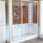 Trasformazione vasca-doccia
