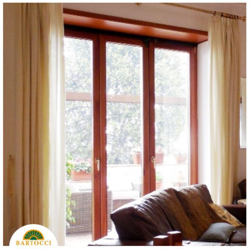 Prezzo finestra in legno meranti roma - Finestre in legno roma ...