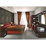 Arredo camera albergo