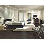 Progettazione camere residence