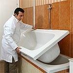 Sostituzione vasche da bagno