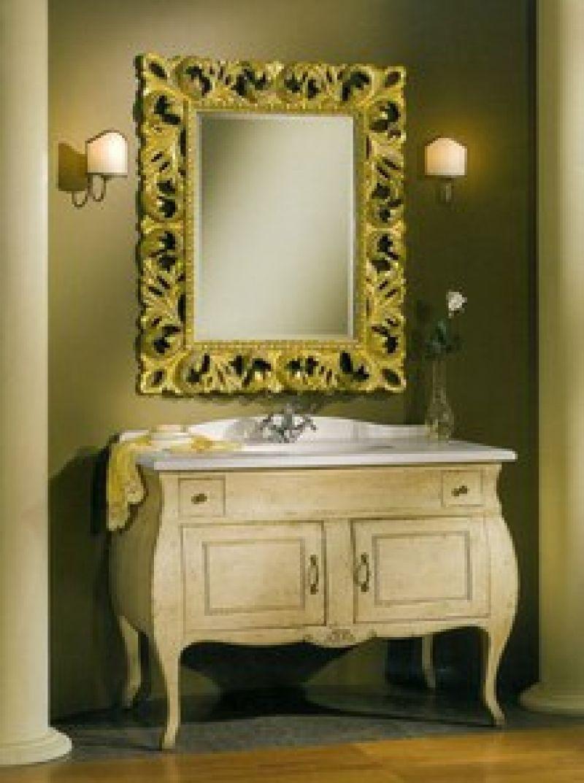 Prezzo arredo bagno in stile veneziano for Mobili italy