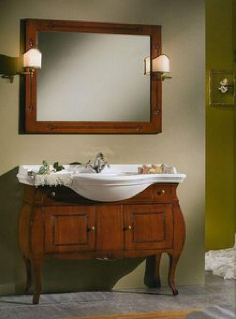 Prezzo arredo bagno in stile veneziano - Specchi bagno torino ...