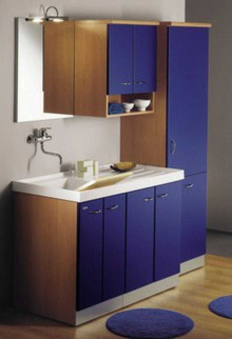 Prezzo mobili lavanderia per grandi superfici for Lavello per lavanderia