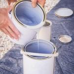 Tinteggiatura lavabile per interni Campania