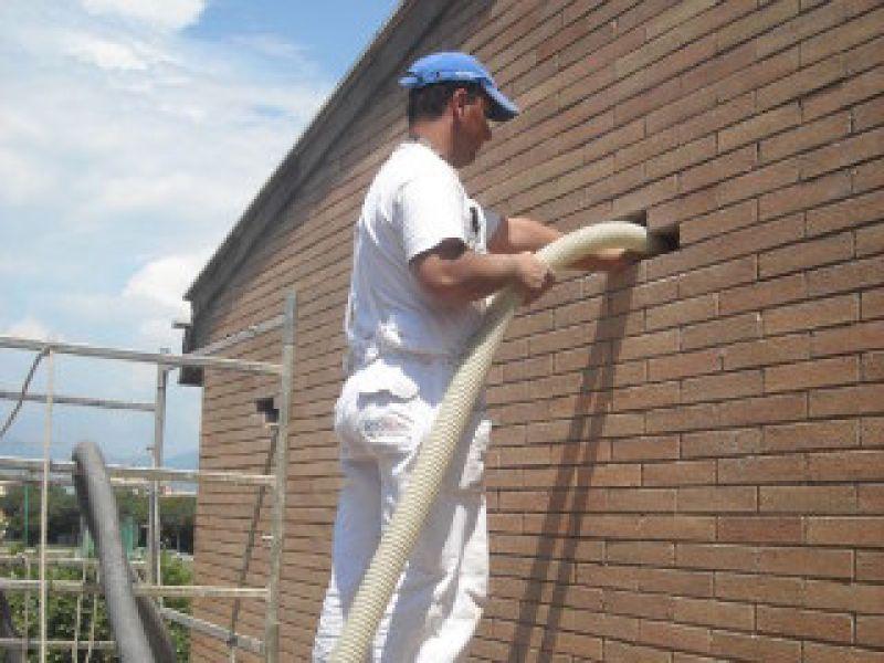 Isolamento fibre di cellulosa Roma 3