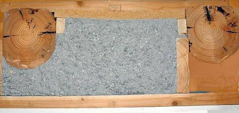 Isolamento fibre di cellulosa Roma 4