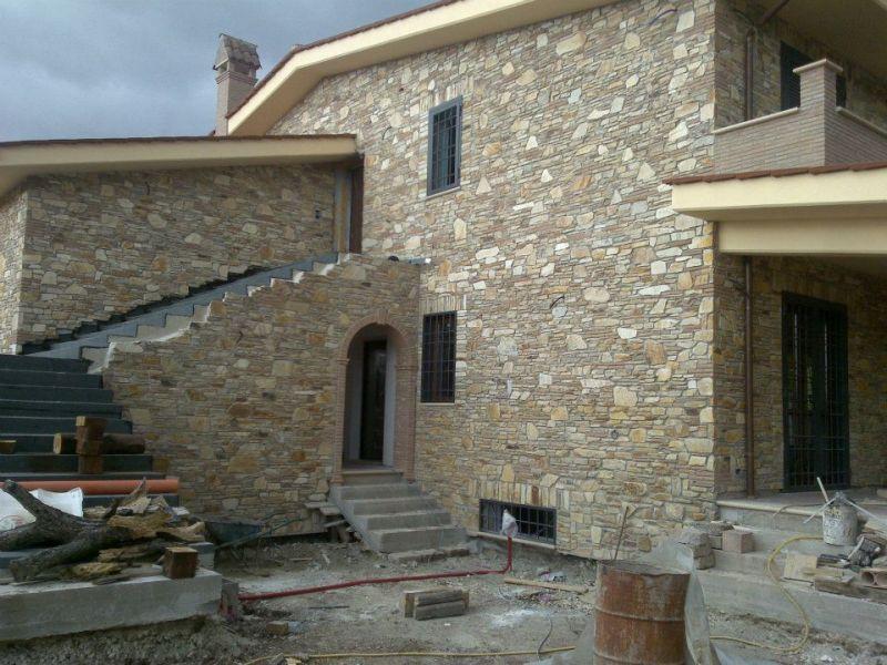 Rivestimenti di pietra montana, Marino di Roma 2