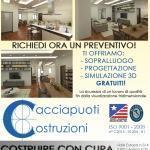 Ristrutturazione appartamenti e ville Napoli e Caserta