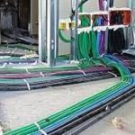 Impianto elettrico , radiotelevisivo , protezione da scariche , antifurto