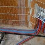 Installazione o rifacimento impianto idrico sanitario per bangi e cucine