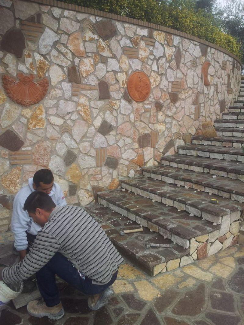 Pavimentazioni e rivestimenti in pietra, Marino di Roma 1