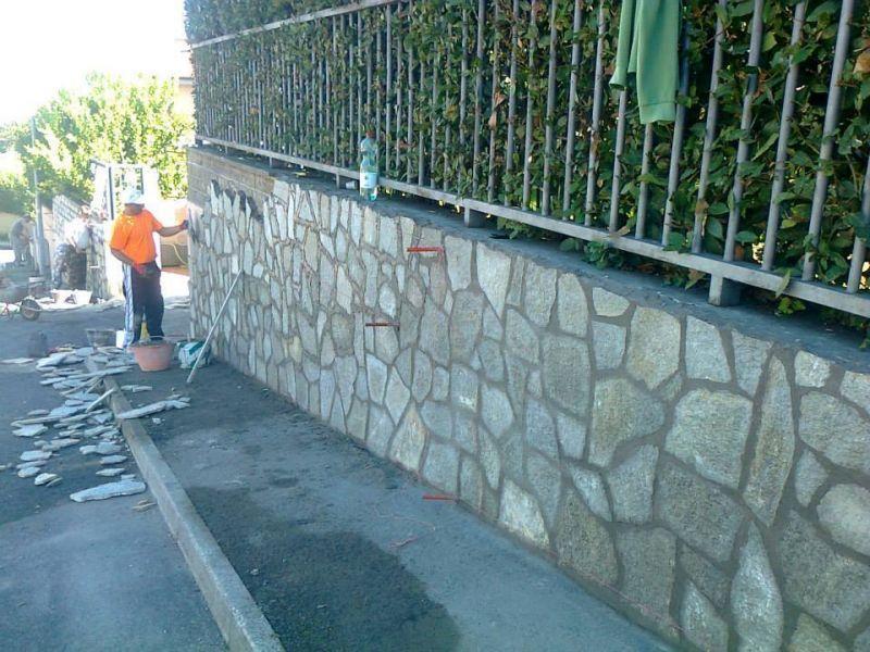 Pavimentazioni e rivestimenti in pietra, Marino di Roma 3