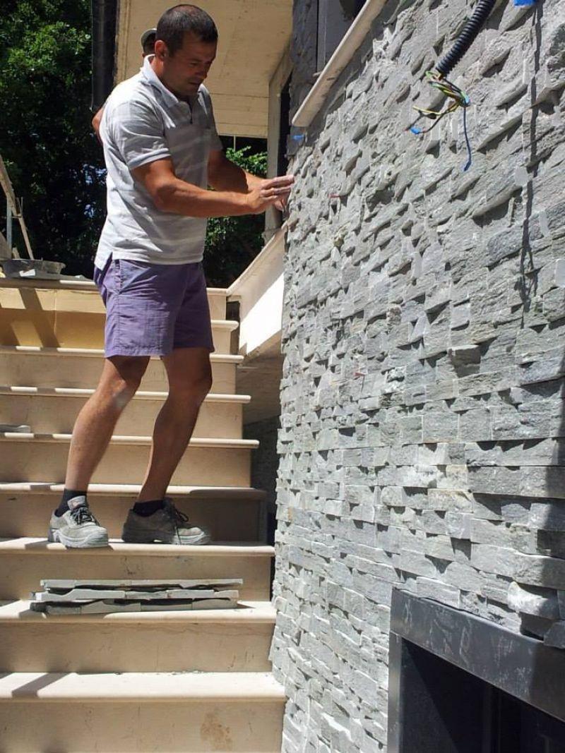 Pavimentazioni e rivestimenti in pietra, Marino di Roma 4
