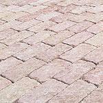 Pavimentazione a betonella, Marino di Roma