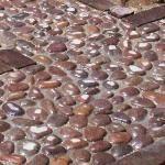 Pavimentazione di ciottoli, Marino di Roma