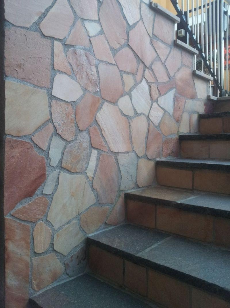 Pavimentazione quarzite brasiliana Marino di Roma 8
