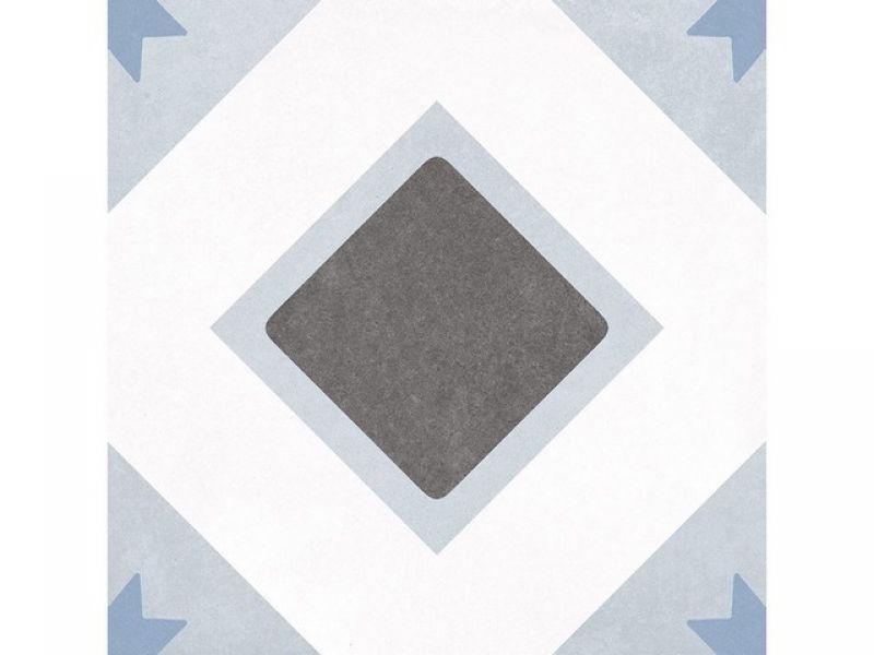 Gres porcellanato effetto cementina Quilt 4