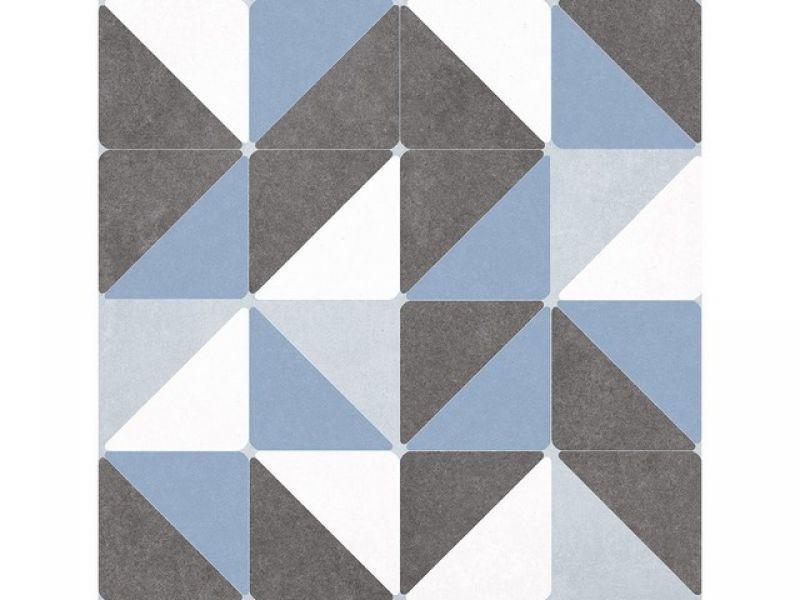 Gres porcellanato effetto cementina Quilt 6